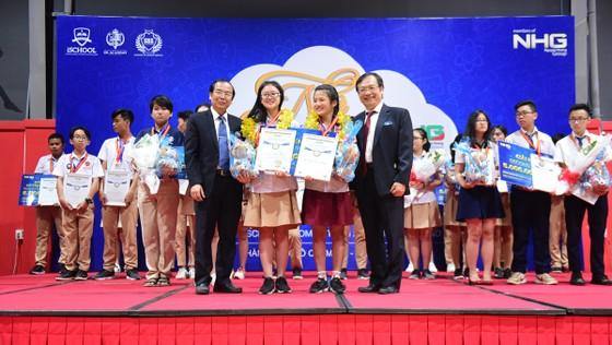 Sôi nổi vòng chung kết Hội thi Nhà khoa học Trẻ NHG 2018 ảnh 5