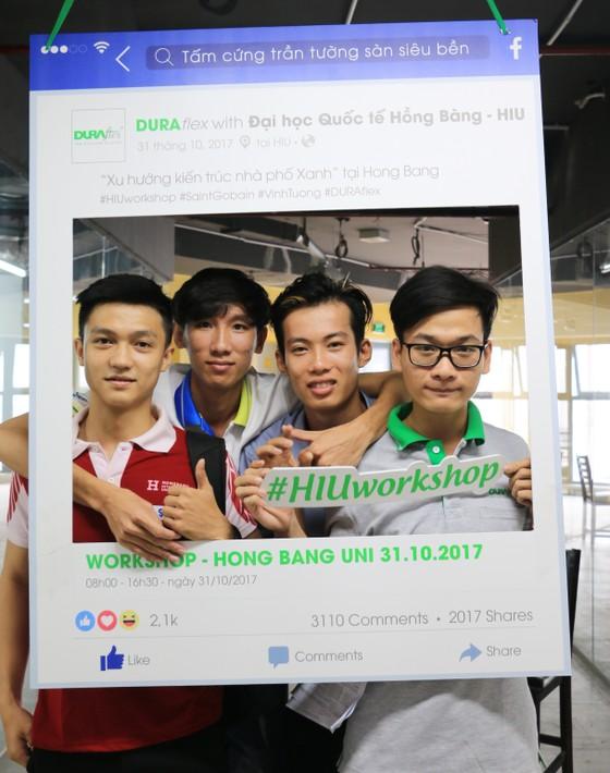 Đại học Quốc tế Hồng Bàng giành 7 giải tại Liên hoan Sinh viên Kiến trúc toàn quốc 2018 ảnh 4