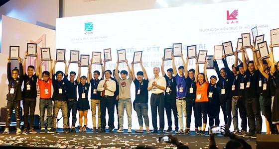 Đại học Quốc tế Hồng Bàng giành 7 giải tại Liên hoan Sinh viên Kiến trúc toàn quốc 2018 ảnh 1