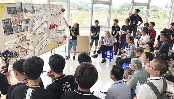 Đại học Quốc tế Hồng Bàng giành 7 giải tại Liên hoan Sinh viên Kiến trúc toàn quốc 2018 ảnh 2