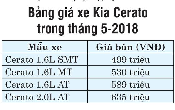 Tháng 5-2018, Kia giới thiệu Cerato phiên bản SMT mới giá 499 triệu đồng ảnh 3