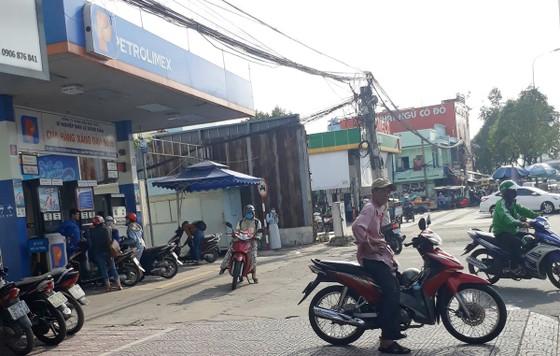 Nhiều cửa hàng xăng dầu thiếu an toàn phòng cháy ảnh 1