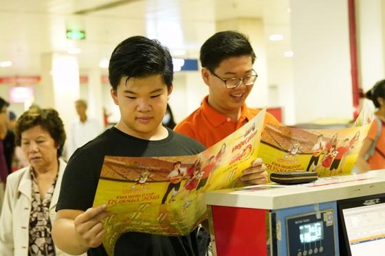 Hành khách hào hứng với lịch thi đấu World Cup 2018 của Vietjet ảnh 7