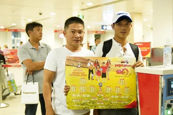 Hành khách hào hứng với lịch thi đấu World Cup 2018 của Vietjet ảnh 9