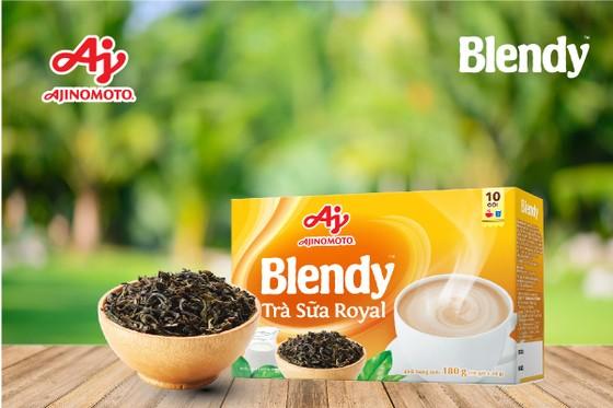 Khám phá Blendy™ - Dòng thức uống hòa tan dạng bột mới ảnh 1