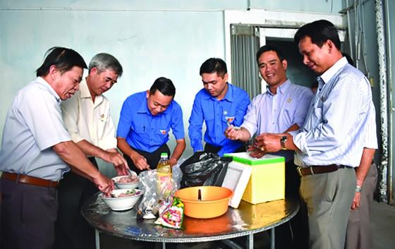 Công đoàn Công ty TNHH MTV Xổ số kiến thiết Đồng Tháp tổ chức thi nấu ăn nhân ngày Gia đình Việt Nam ảnh 1