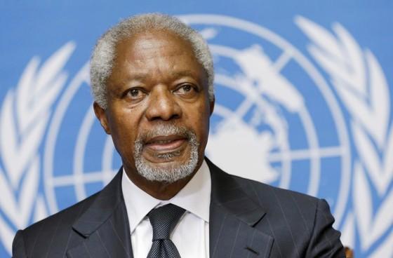 Cựu Tổng Thư ký Liên hợp quốc Kofi Annan qua đời ở tuổi 80 ảnh 1