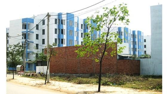 157 nền đất và căn hộ tái định cư cho các hộ dân tại huyện Bình Chánh và Nhà Bè ảnh 1