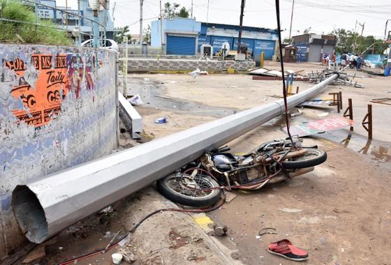 Bão Gaja làm hơn 30 người thiệt mạng tại Ấn Độ ảnh 1