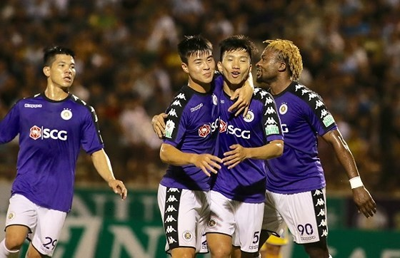 Các tuyển thủ U23 và đội tuyển quốc gia đều đang thể hiệ rất ấn tượng ở đấu trường V-League.