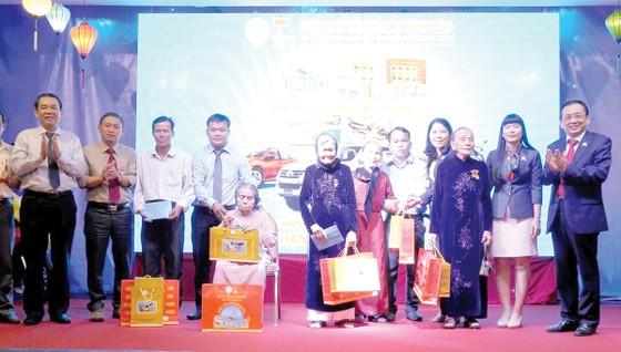 Trao thưởng khách hàng trúng giải Sanest Khánh Hòa - niềm tự hào thương hiệu Việt Nam tại Hội An ảnh 1