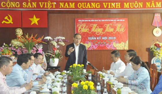 Bí thư Thành ủy TPHCM Nguyễn Thiện Nhân: Thu nhập tăng thêm phải gắn với hiệu quả làm việc ảnh 3