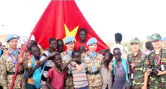 Tinh thần Việt Nam ở Nam Sudan ảnh 1
