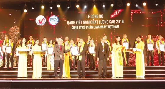 Vedan Việt Nam tiếp tục được vinh danh hàng Việt Nam chất lượng cao năm 2019 ảnh 2