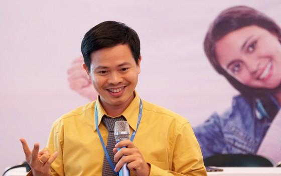 Tập đoàn giáo dục Nguyễn Hoàng phát triển giáo dục trên nền tảng công nghệ ảnh 2