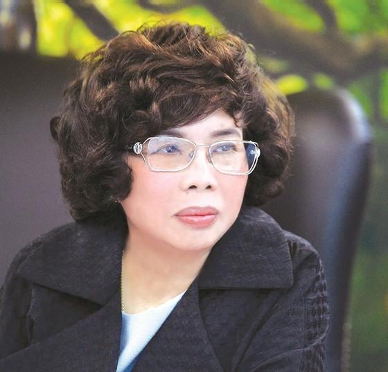 Nữ doanh nhân Thái Hương: 3 lần liên tiếp lọt vào danh sách những phụ nữ có ảnh hưởng nhất Việt Nam ảnh 1