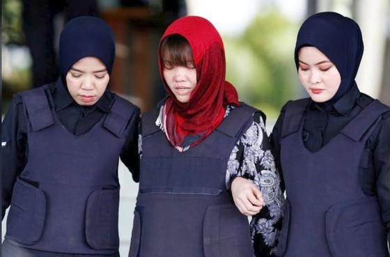 Tòa án Malaysia giảm án đối với Đoàn Thị Hương ảnh 1