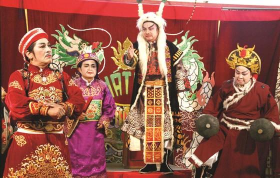 Nghệ thuật hát bội - nguy cơ mai một ảnh 2
