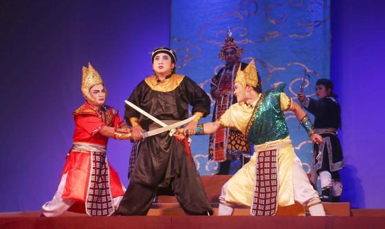 Nghệ thuật hát bội - nguy cơ mai một ảnh 1
