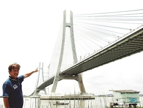 Sông Hậu thêm cầu Vàm Cống  ảnh 6