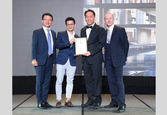 Dự án The Galleria Residence đạt 2 giải thưởng Bất động sản châu Á - Thái Bình Dương 2019 ảnh 2