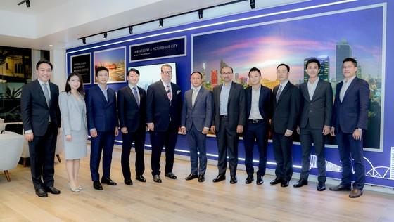 EXS Capital, ACA Investments, Credit Suise đầu tư thêm 121 triệu USD vào SonKim Land   ảnh 2