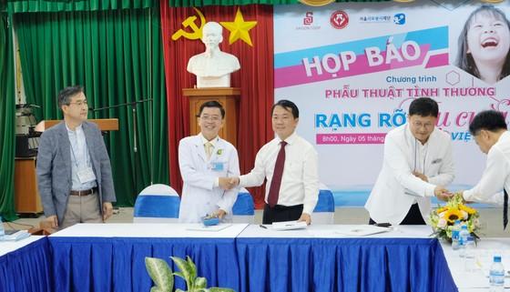 Bệnh viện Răng Hàm Mặt TPHCM và Saigon Co.op hợp tác phẫu thuật miễn phí cho trẻ em ảnh 1