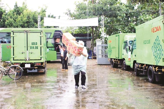 Công ty Vedan Việt Nam khám bệnh từ thiện và phát thuốc miễn phí tại tỉnh Đồng Nai ảnh 1