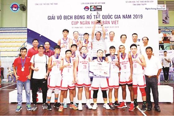 Giải Vô địch bóng rổ trẻ quốc gia năm 2019: Đội Công ty XSKT Hậu Giang vô địch U17 và á quân U19 ảnh 1