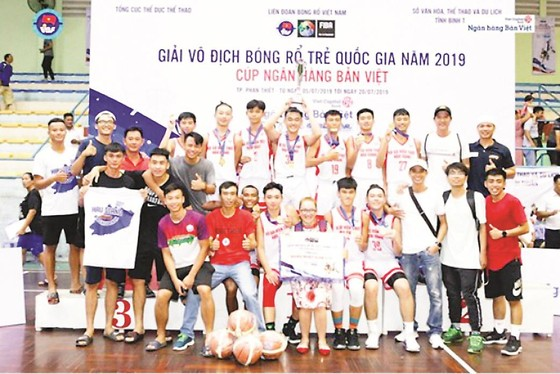 Giải Vô địch bóng rổ trẻ quốc gia năm 2019: Đội Công ty XSKT Hậu Giang vô địch U17 và á quân U19 ảnh 2