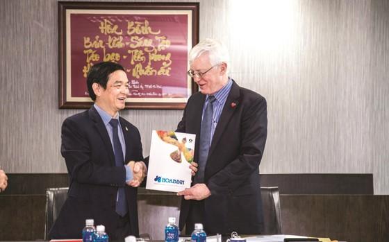 CEO Lê Viết Hải tham gia  Hội đồng chuyên môn Đại học RMIT ảnh 1
