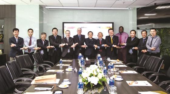 CEO Lê Viết Hải tham gia  Hội đồng chuyên môn Đại học RMIT ảnh 2