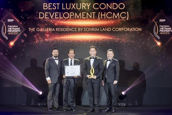 SonKim Land giành nhiều giải thưởng lớn tại giải thưởng bất động sản Việt Nam 2019 ảnh 2