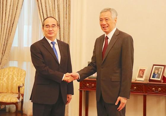 Thủ tướng Lý Hiển Long: Singapore luôn đánh giá cao mối quan hệ với Việt Nam, trong đó có TPHCM ảnh 1