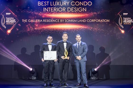 SonKim Land giành nhiều giải thưởng lớn tại giải thưởng bất động sản Việt Nam 2019 ảnh 1