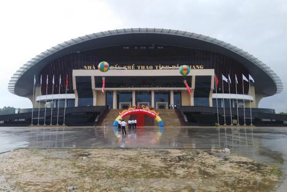 Nhà thi đấu Thể thao tỉnh Bắc Giang