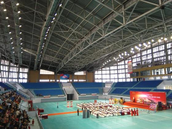 Nhà thi đấu thể thao Bắc Giang có gì đặc biệt? ảnh 1
