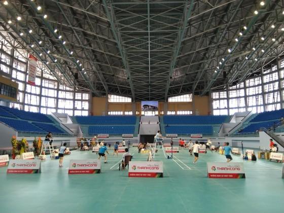 Nhà thi đấu thể thao Bắc Giang có gì đặc biệt? ảnh 3