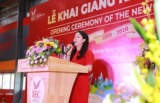 Gần 15.000 học sinh hệ thống giáo dục Nguyễn Hoàng cùng đón năm học mới 2019-2020 ảnh 1