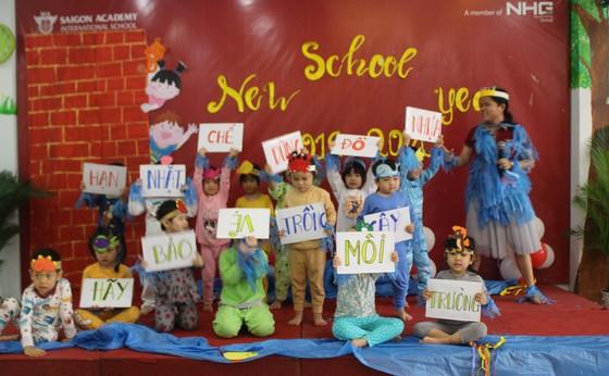 Gần 15.000 học sinh hệ thống giáo dục Nguyễn Hoàng cùng đón năm học mới 2019-2020 ảnh 4