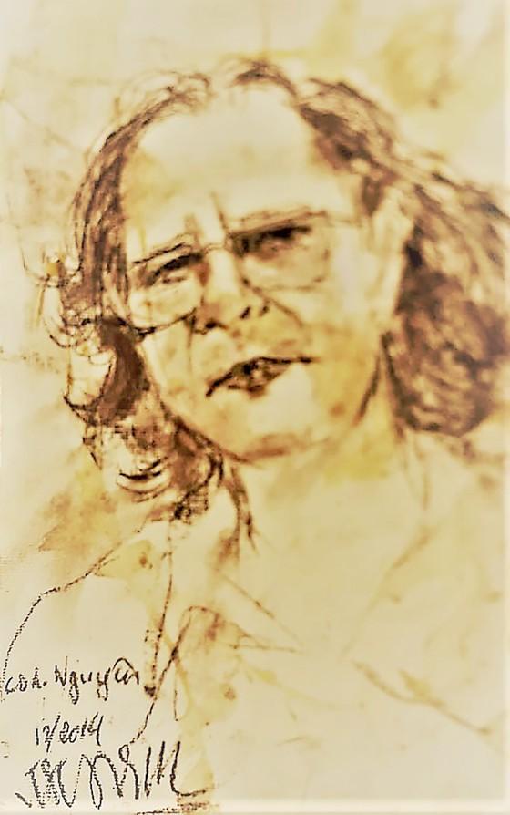 Nhà thơ Văn Thảo Nguyên thôi rong ruổi ở tuổi 90 ảnh 1