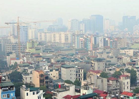 Chỉ số AQI ở Hà Nội tiếp tục tăng ảnh 1