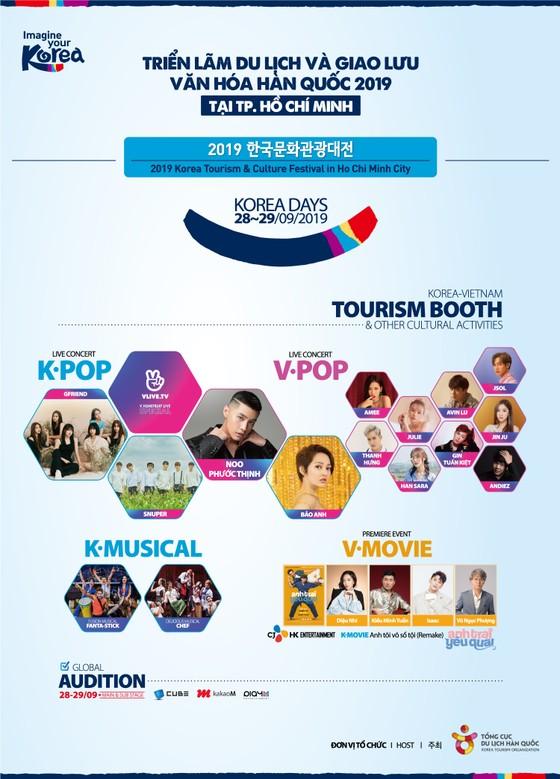 2 nhóm nhạc G-Friend, Snuper của Hàn Quốc sẽ biểu diễn tại phố đi bộ Nguyễn Huệ ảnh 2
