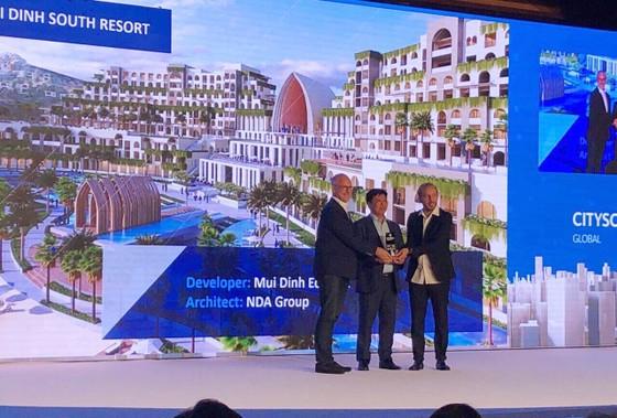 2 dự án lớn tại Ninh Thuận được vinh danh giải thưởng kiến trúc uy tín thế giới ảnh 1