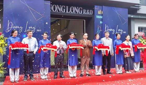 Việt Tiến khánh thành Trung tâm nghiên cứu và phát triển mẫu Dương Long R&D ảnh 1