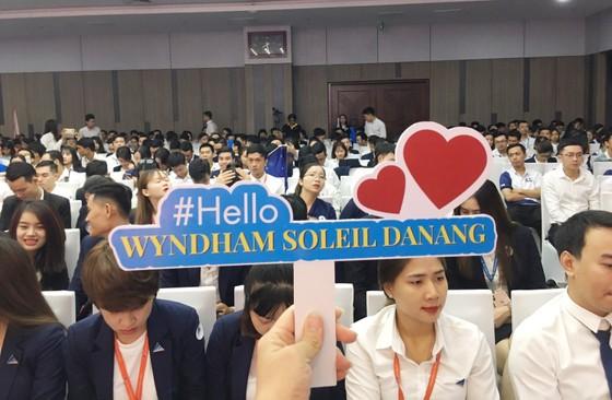 3.000 chuyên viên tư vấn bất động sản 'bùng nổ' cùng Wyndham Soleil Đà Nẵng   ảnh 1