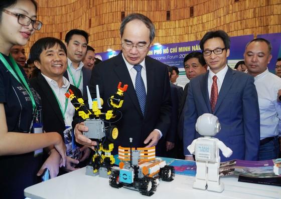 TPHCM khát vọng trở thành trung tâm tài chính quốc tế ảnh 5