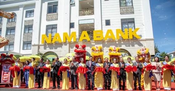Nam A Bank hoàn thành kế hoạch 'phủ sóng' mạng lưới ảnh 1