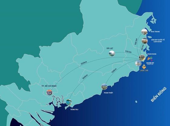 Sở hữu vị trí chiến lược, Sailing Bay Ninh Chữ ngày càng đắt giá ảnh 1