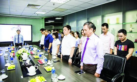 Tập đoàn Xây dựng Hòa Bình tổ chức gặp mặt đào tạo viên nội bộ ảnh 2